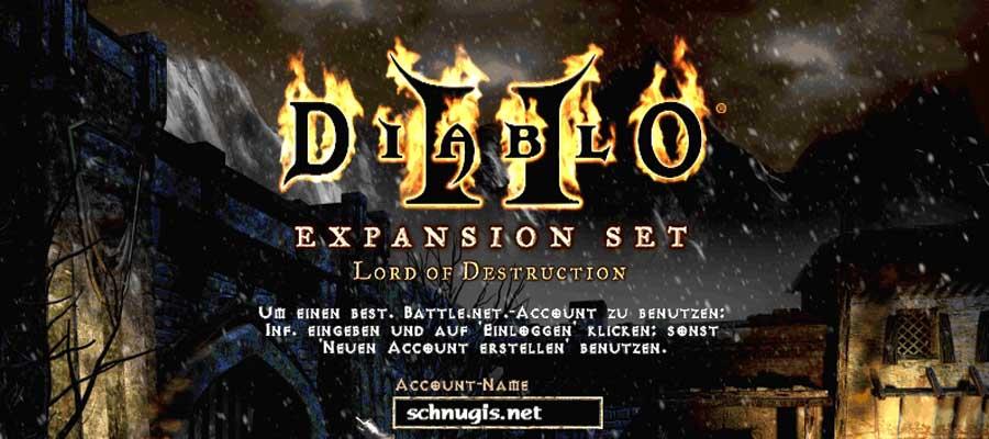 Пак из нескольких патчей под Диабло 2. Игра: Diablo 2: Lord of Destruction